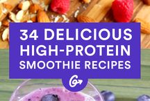 34 SMOOTHY RECIPES