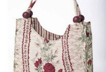 Purses and totes / Purse and tote patterns / by Sharon Stewart