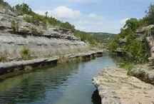 Texas Hill Country Rivers / Rivers in the Hill Country