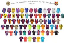 Messi in every kit he's worn