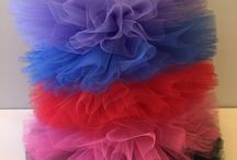 Tutus Made in the USA / TTC's Tutu Minis Collection.  Made with 100% Nylon Tulle and in the USA.  Adorable on newborns and toddlers, great for photo shoots, and a perfect birthday present for the little girls in your life.