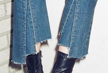 reworked denim