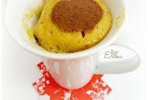 Mug Cake / Pastel de taza