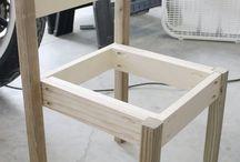 stoelen maken