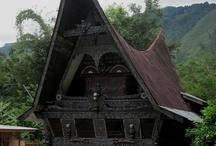 Fawzaan = Rumah Adat Toba