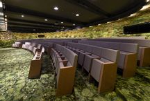 Jut Foundation a Taipei - Taiwan - L213 by LAMM / Perfectly integrated into the suggestive textile structure of the Jut Group lecture hall in Taipei, the L213 armchairs by LAMM confirm the company international role in the field of advanced seating systems for conference, educational and public spaces   https://www.lamm.it/l213-jut-foundation-taipei-taiwan/