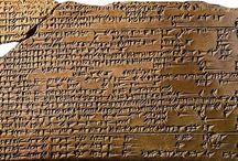 Ecriture cunéiforme