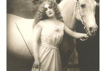 Equestrian Throwback
