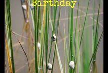 Birthday's for the boys / by Melanie Gray