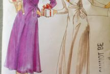 Vintage Designer Patterns / Because you can make your own haute couture!