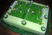 Soccer cakes 2017