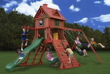 Children's Playsets / Bunce Buildings offers the most durable and safest recreational play sets on the market - both residential and commercial. Built by PlayNation and Planet Playground, these play sets offer a lifetime of safe play and exercise for you and your children.