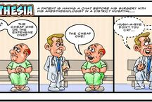Medical humour / Best medicine related funny jokes, quotes, stories, pictures, memes and cartoons.