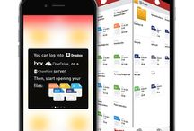 indxCloud — your iOS cloud and file dashboard / indxCloud — your iOS cloud and file dashboard