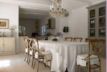 Dining Room / Light and bright / by Alina Cervantes Deverewhite