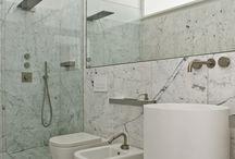 Architecture: Home : Bathroom / by Paul Kavanagh Studio