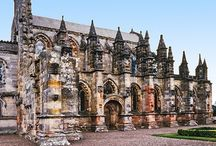 Rosslyn Chapel, Scottish Borders & Glenkinchie Distillery / Visit the intriguing Rosslyn Chapel, experience the pretty border town of Melrose and explore its Abbey. Then be led from the spiritual with 'a tour and a taste' at a small and rare lowland whiskey distillery.