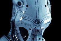 Sci-Fi / Robots