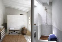 Bathrooms that are anything but nautical / These should be spaces to luxuriate in