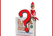 Elf on the shelf / by Sherri Morgan
