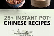 Food: Instant Pot