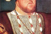 Генрих VIII Елизавета