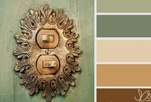 pretty palettes / Why not just save a few colours that work well for a rainy day?