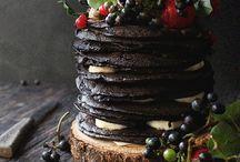 Food photo-dark food