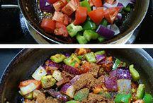 recipe veg food