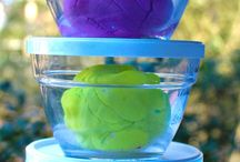 slime or putty