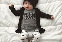 Elian style / Things I would love to have for our new baby boy.