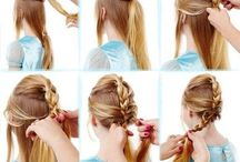Hairdos For Girls