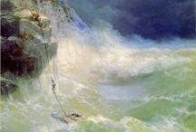 Ayvazoski sea