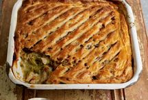 Recipes: Pies / Pasties - Meat