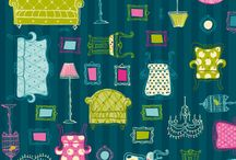 Posh Patterns  / by Shannon Day