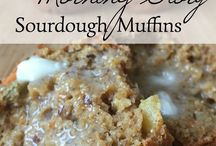 MUFFINS & QUICK BREADS