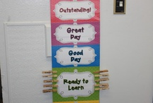 Preschool Classroom / by Samantha Alexander