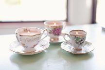 How To Make Precious Teacup Candles