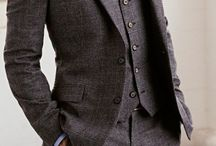 Mens suits / Suits... Suit trends... High end business fashion