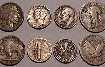 platidla / bankovky,mince