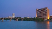 Our Hotel / Our hotel is the Hyatt Regency Austin on Lady Bird Lake / by Hearts of Texas - NOMOTC Convention 2014
