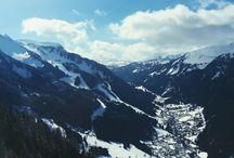 WINTER. / Ski, snow, mountains