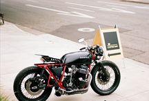 Moto / Caferacer