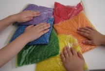 Messy Play Ideas / Archive of the messy craft ideas featured on our Facebook page on Messy Play Mondays!