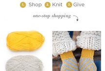 Knit Picks Holiday Gift Guides / Gift ideas to knit and crochet, plus goodies for the crafter on your holiday gift list!