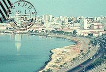 Marcas postais de Angola
