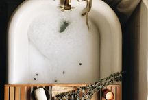 Bathroom Envy / The sacred space where you practice all of your beauty rituals: the bathroom.