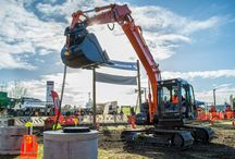 Field Days 2017 / Regional Excavator Operator Competition at Mystery Creek- June 16 & 17th 2017.