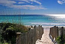 Beach inspiration / Idées autour du thème de la plage