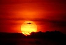 sun sets / by Lori Bevill